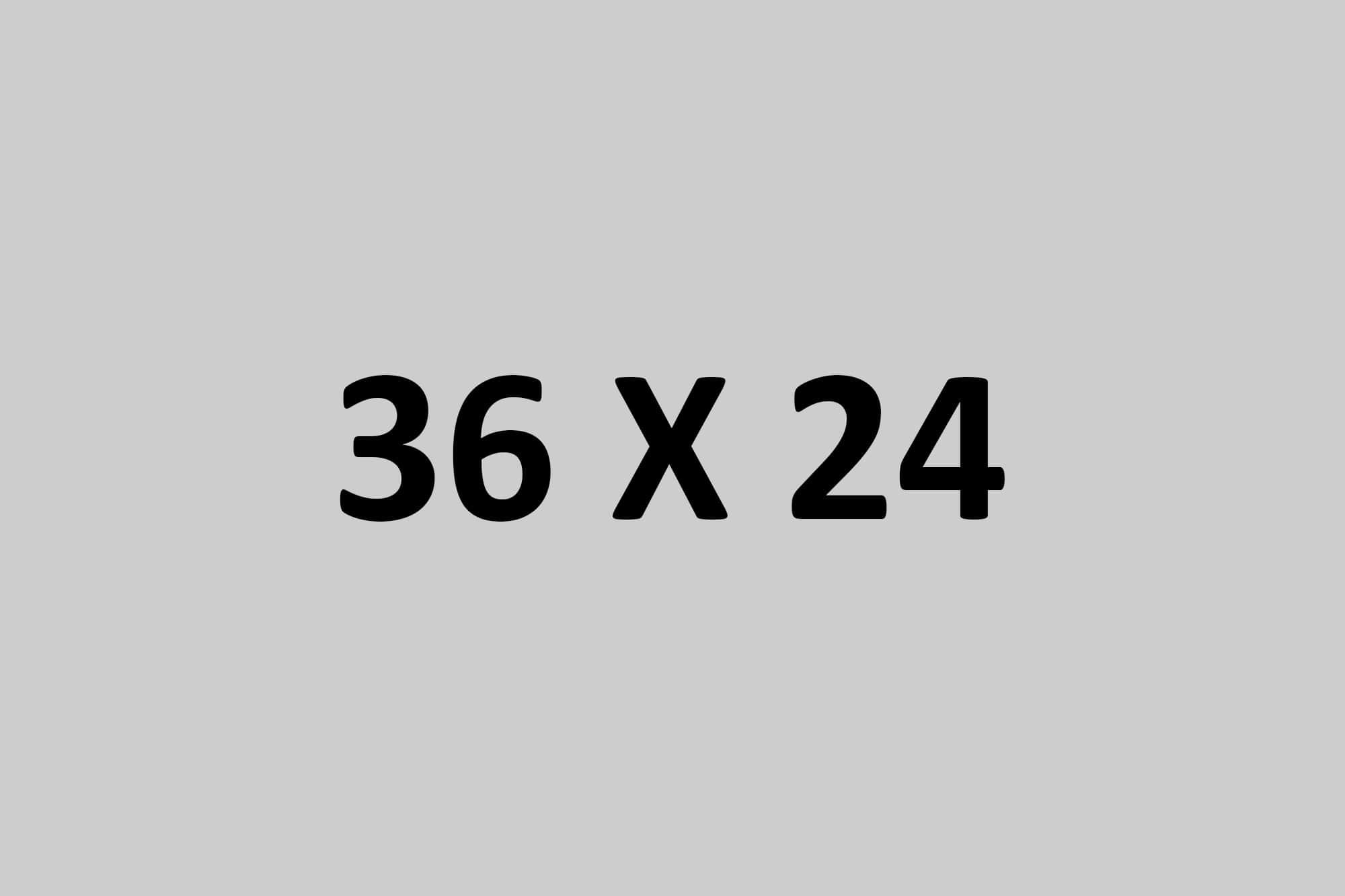 Formato negativo classico 24x36mm