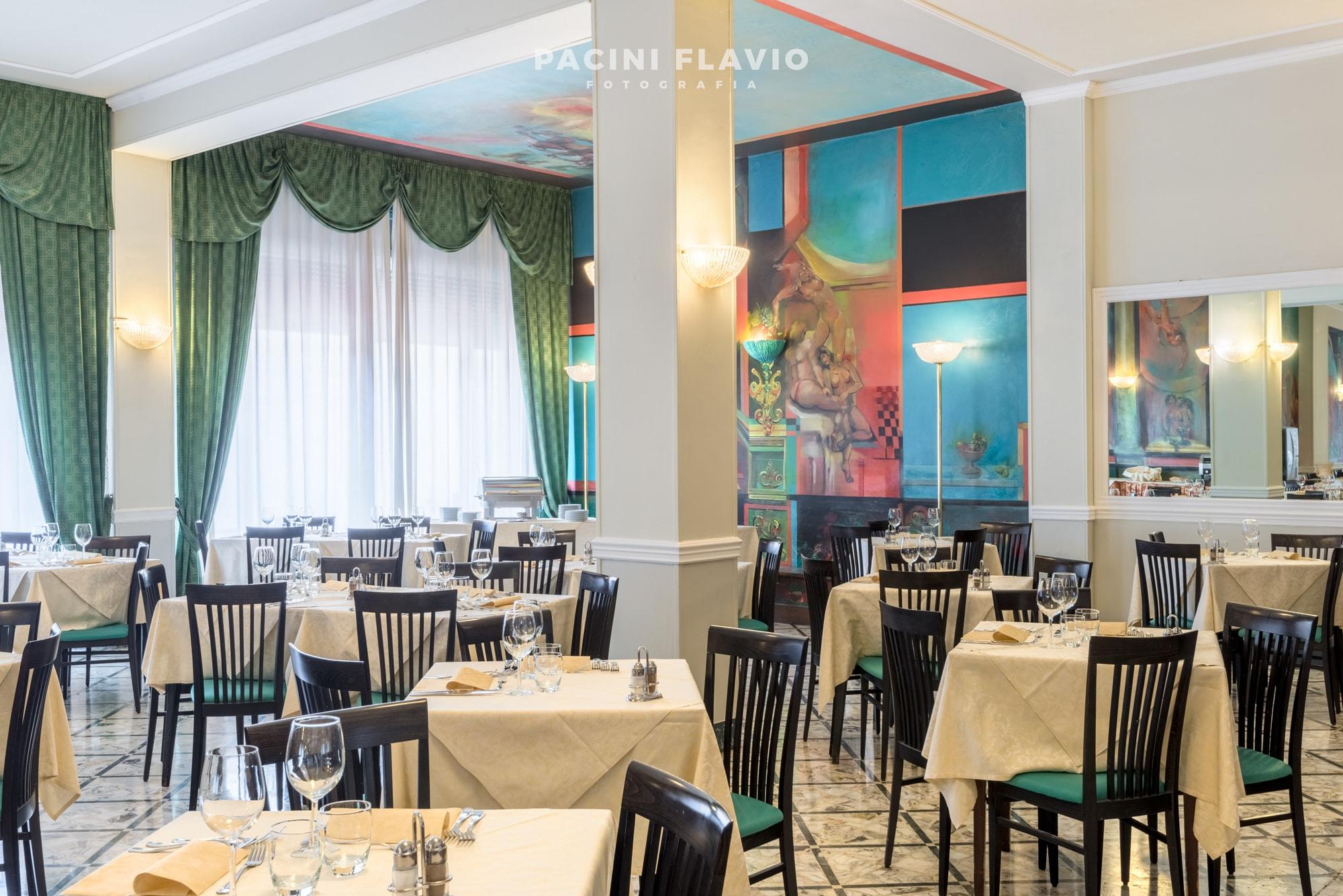 Fotografia di interni per ristoranti