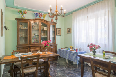 Bed and Breakfast I Geranii