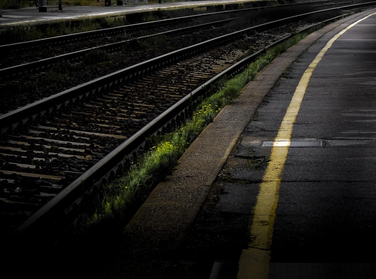 Ferrovia a San Romano