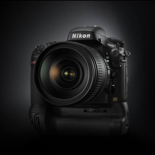 Fotocamera digitale Nikon D800