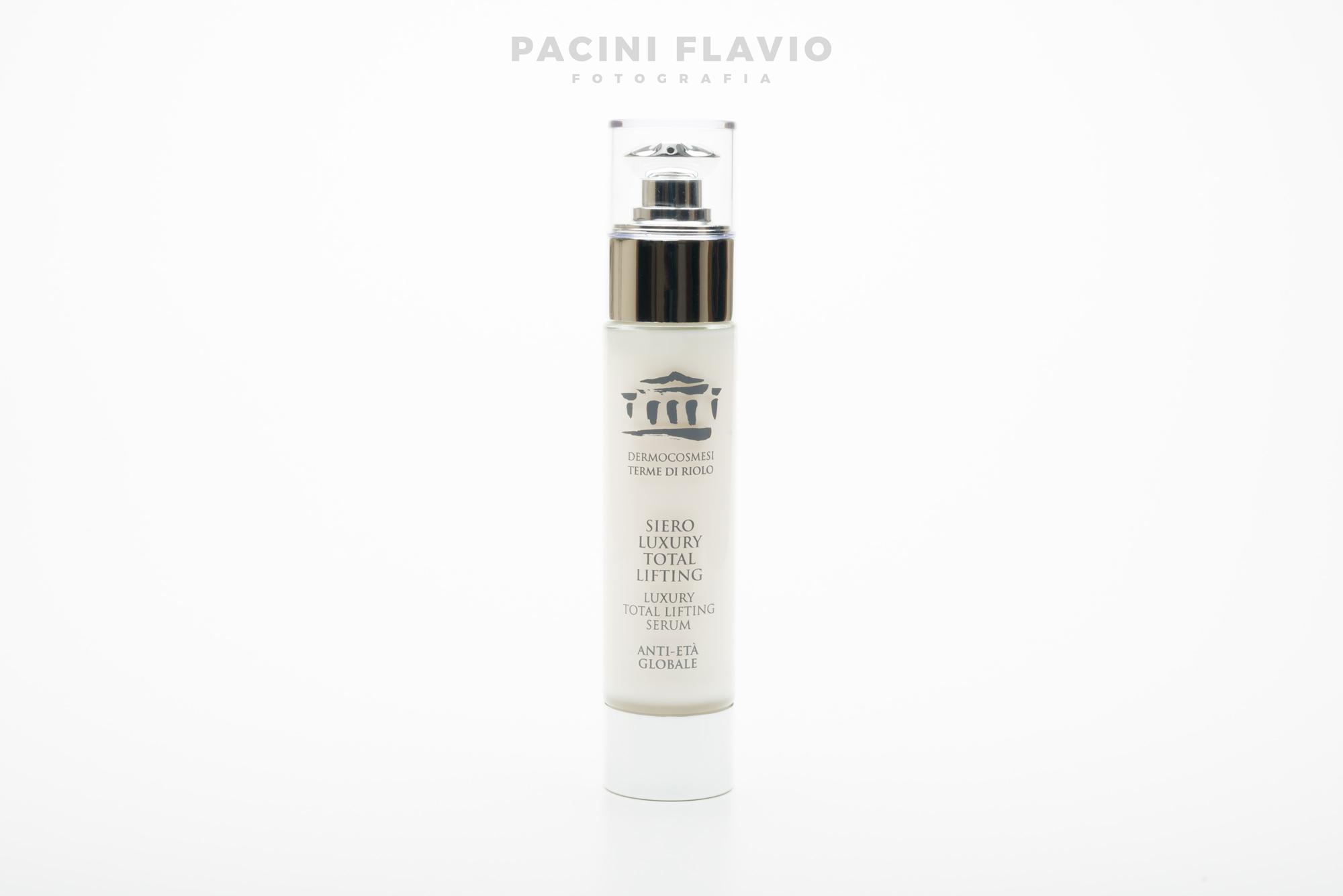 Fotografia di prodotto: cosmetici