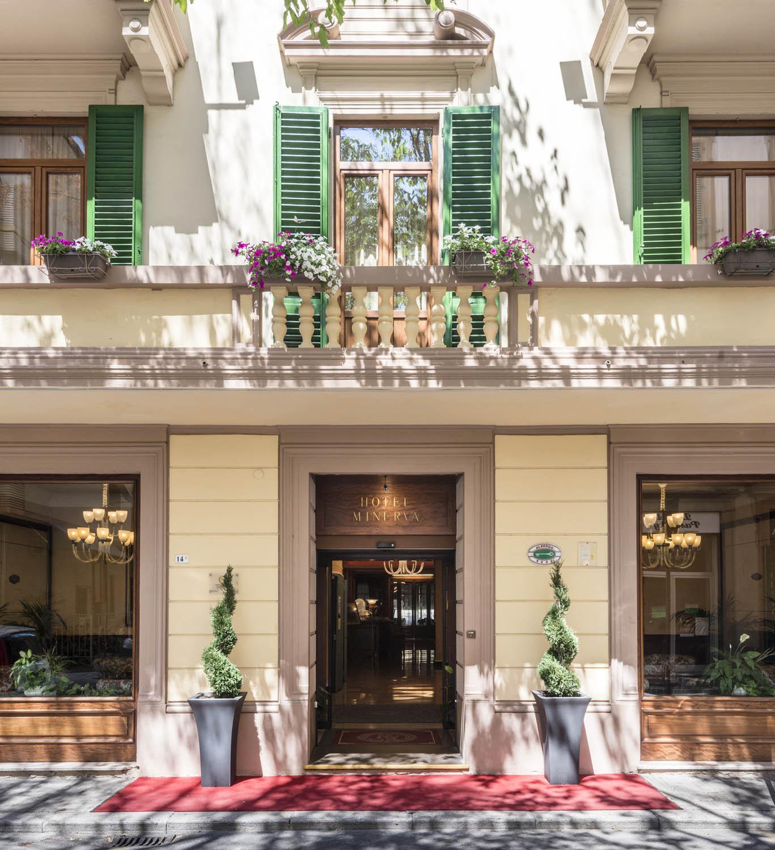 Hotel Minerva Palace, Montecatini Terme
