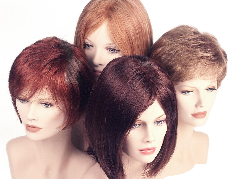 Parrucche in capelli naturali