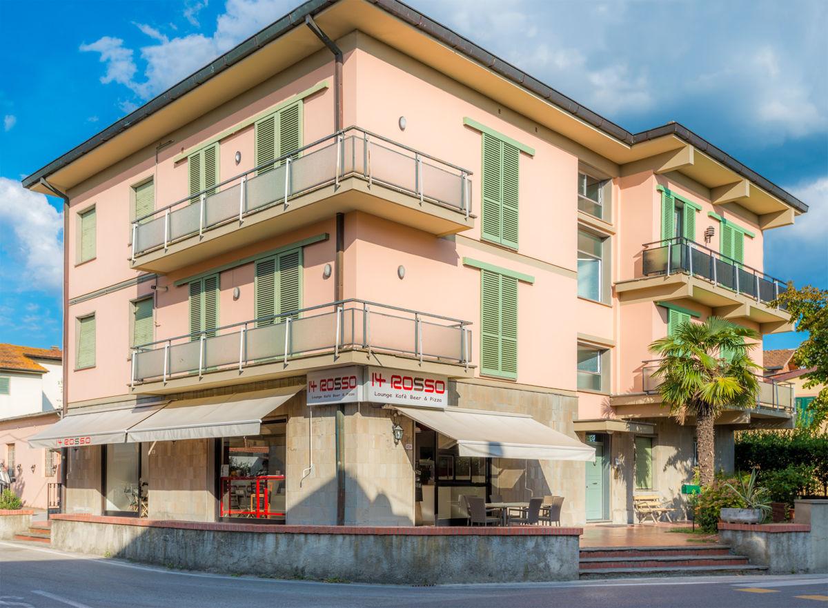 Pizzeria 14 Rosso, Larciano