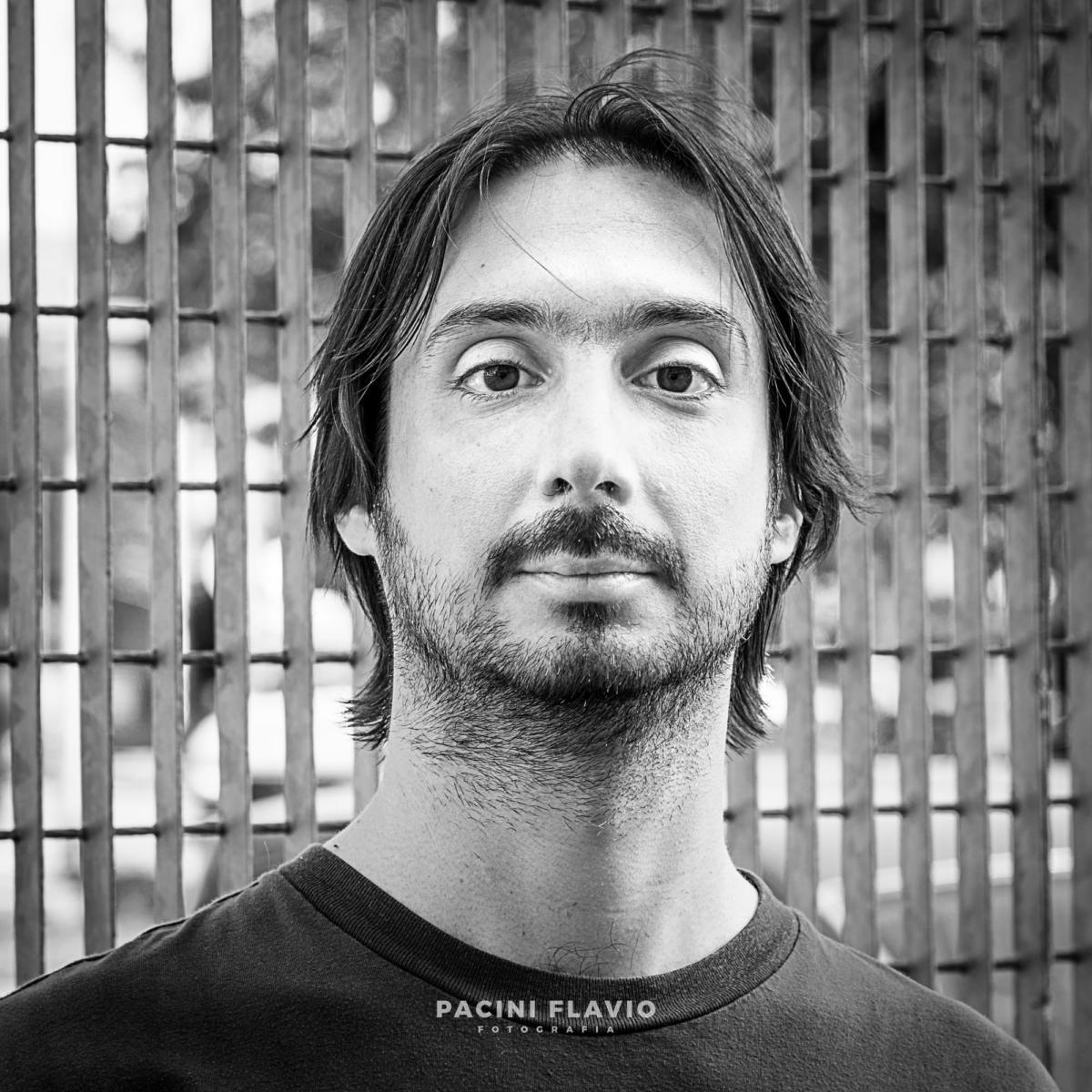 Ritratto di Alberto, sviluppatore web