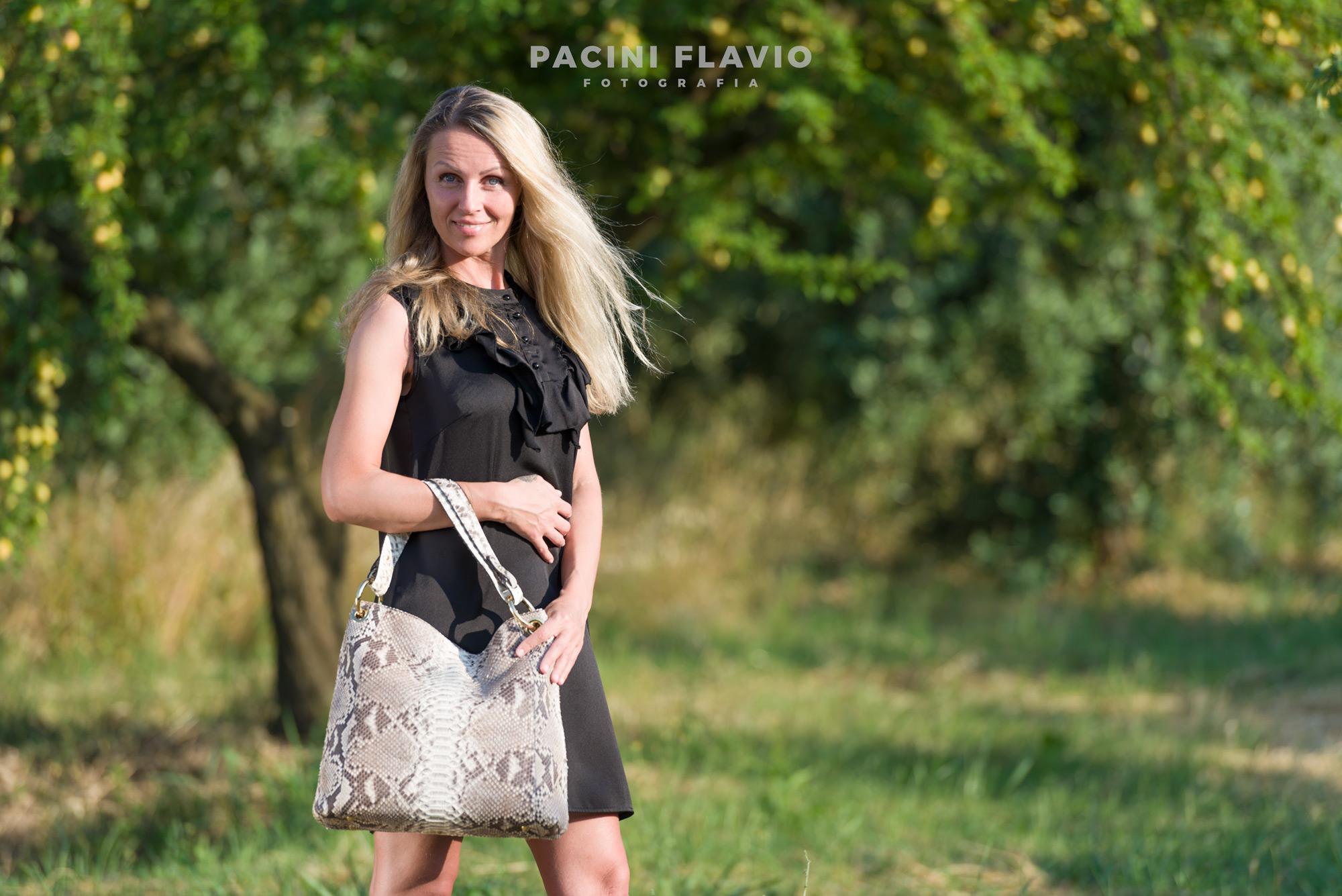 Servizio fotografico fashion
