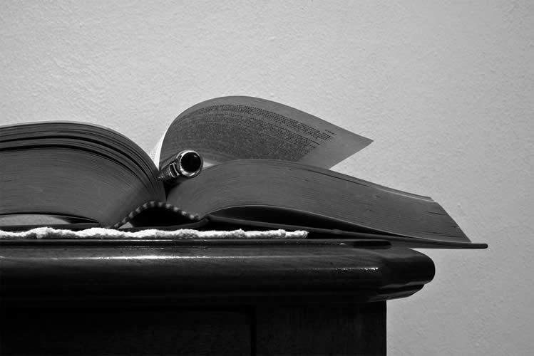 Libro e penna