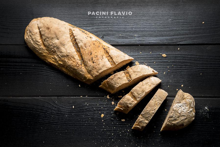 Foto di pane di granoturco